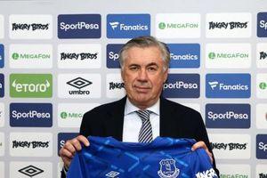 Carlo Ancelotti phá kỷ lục 82 năm cùng Everton