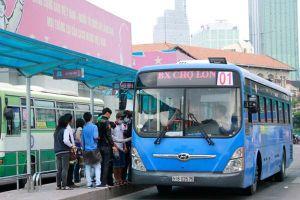 Sinh viên TP. HCM sắp được sử dụng xe buýt điện với giá 3.000 đồng/lượt