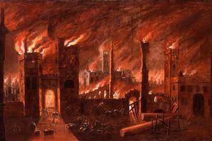 Lật lại hồ sơ những trận đại hỏa hoạn khủng khiếp nhất lịch sử