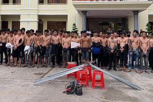 Vụ 2 băng nhóm giang hồ 'dàn trận' hỗn chiến ở Biên Hòa: Vợ chồng Hưng 'xăm' bị tạm giữ