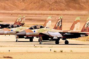 Tại sao chiến đấu cơ F-15I luôn được không quân Israel trọng dụng?