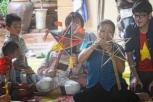 Lan tỏa giá trị văn hóa truyền thống dịp Tết trung thu