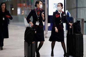 Hàng không Nhật Bản bắt đầu sử dụng lời chào không phân biệt giới tính