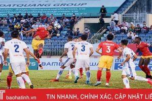 Hồng Lĩnh Hà Tĩnh vs Quảng Nam: Chủ nhà có lọt vào Top 8?