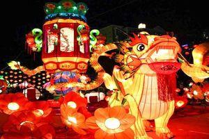 Một vòng châu Á vào ngày lễ Trung thu