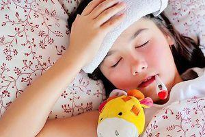 Điểm danh một số sai lầm khi chăm sóc trẻ thời điểm giao mùa