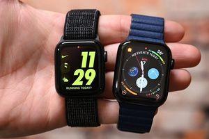 Nhiều mẫu Apple Watch đời cũ giảm giá tại Việt Nam
