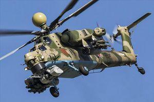 Nga sản xuất hàng loạt trực thăng Mi-28NM nâng cấp, ưu tiên chiến trường Syria