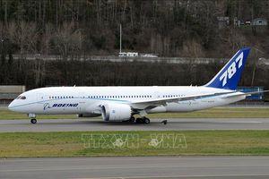 Boeing giảm quy mô sản xuất dòng máy bay 787
