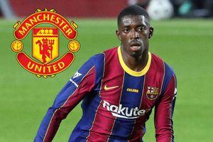 CHUYỂN NHƯỢNG M.U: Chốt vụ Dembele gia nhập Old Trafford, đàm phán gia hạn hợp đồng với Pogba