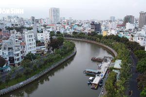 TP.HCM: Nạo vét kênh Nhiêu Lộc - Thị Nghè hoàn thành vào tháng 12