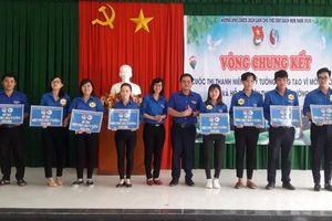 Đoàn viên Lê Thị Kiều Nhi đoạt giải nhất Cuộc thi Ý tưởng sáng tạo vì môi trường