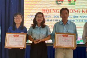 Phú Tân tổng kết công tác Đoàn, Đội trường học, năm học 2019-2020
