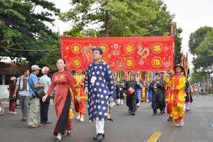 Tưng bừng lễ hội Nghinh Ông Thắng Tam Vũng Tàu