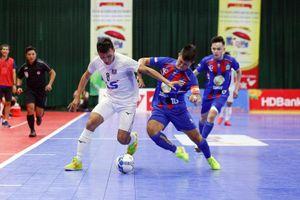 Trực tiếp Giải Futsal HDBank VĐQG 2020: Thái Sơn Nam 5-1 K.Sài Gòn