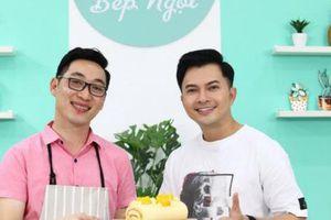 Sao Việt học lỏm tuyệt chiêu làm bánh ngọt của 'Hoàng Tử Bột Mì'