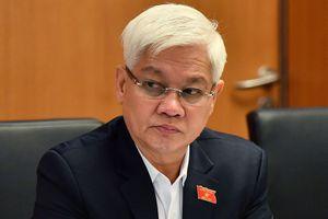 Tiểu sử tân Bí thư tỉnh Bình Phước Nguyễn Văn Lợi
