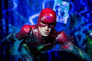 Thêm nhân vật từ 'Justice League' xuất hiện trong phim về The Flash