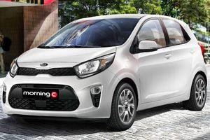 Giá xe ô tô hôm nay 3/10: Kia Morning cao nhất ở mức 383 triệu đồng