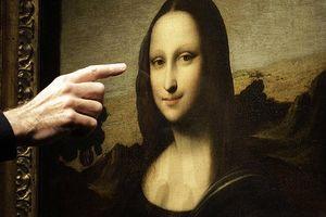 Bí mật ẩn dưới bức tranh Mona Lisa nổi tiếng thế giới