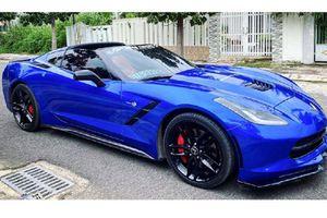 Corvette Stingray 'hàng hiếm', chưa tới 4 tỷ ở Sài Gòn