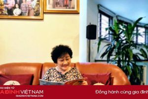 'Tuổi 25, báo Gia đình Việt Nam sẽ tiếp tục phát triển rực rỡ'
