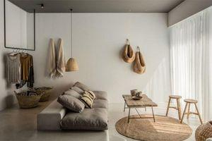 Phong cách nội thất Wabi Sabi của người Nhật - vẻ đẹp đến từ những gì không hoàn hảo
