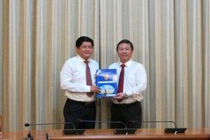 Phó Chủ tịch quận Gò Vấp làm Chủ tịch Tổng công ty thương mại Sài Gòn