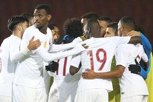 Tuyển Qatar dự giải đấu chất lượng