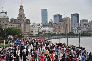 425 triệu chuyến đi trong nửa đầu 'tuần lễ vàng' ở Trung Quốc