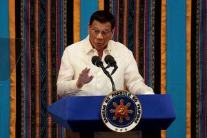 Ông Duterte đạt tỷ lệ ủng hộ cao kỷ lục