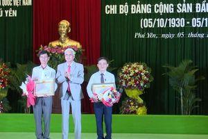 Kỷ niệm 90 năm Ngày thành lập Chi bộ Đảng đầu tiên tại Phú Yên