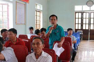 Cử tri huyện Quỳ Châu kiến nghị nhiều vấn đề liên quan đời sống dân sinh