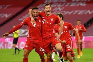 Hình ảnh đáng nhớ trong trận thắng siêu kịch tính của Bayern Munich