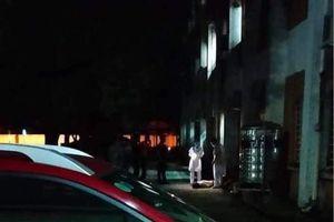 Quảng Ninh: Nam bệnh nhân nghi nhảy lầu tự tử