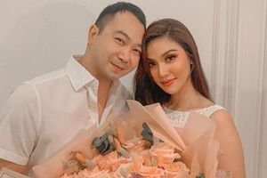 Chồng đại gia dành những lời ngọt ngào cho Lan Khuê nhân kỷ niệm 2 năm ngày cưới