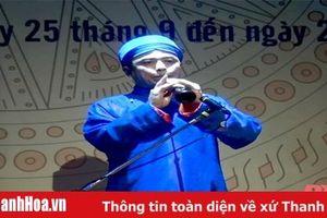 Thanh Hóa giành 2 giải độc tấu và hòa tấu nhạc cụ dân tộc toàn quốc