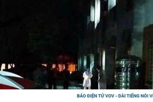 Bệnh nhân nhảy lầu tại Bệnh viện Thụy Điển Uông Bí tử vong