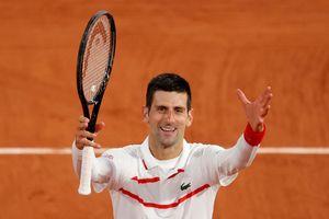 Djokovic thắng Khachanov ở vòng 4 Roland-Garros