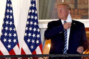 Sức khỏe ông Trump trở thành mục tiêu tình báo nóng nhất thế giới