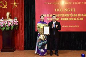 Điều động, bổ nhiệm nhân sự Hà Nội, TPHCM và một số địa phương