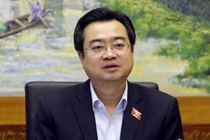 Bổ nhiệm ông Nguyễn Thanh Nghị làm Thứ trưởng Bộ Xây dựng