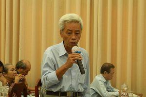 Thiếu tướng Phan Anh Minh: 'Quận đã tránh, hà cớ gì bắt phường mang tên số 13'