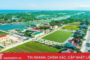 Nền tảng đưa Nghi Xuân thành huyện nông thôn mới kiểu mẫu