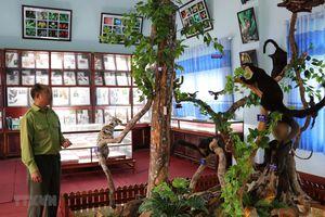 Bảo tồn giá trị đa dạng sinh học ở Khu Bảo tồn Kon Chư Răng
