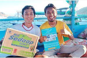 Naugo khai trương dịch vụ 'uber đường biển' tại Indonesia