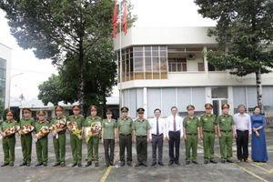 Biểu dương Công an TP Biên Hòa về thành tích triệt phá tội phạm