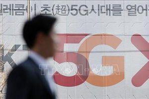 Tốc độ chuyển đổi mạng 5G ở Hàn Quốc sẽ tăng mạnh hơn những tháng tới