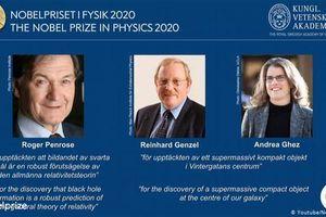 Nobel Vật lý 2020 vinh danh nhà khoa học nữ người Mỹ