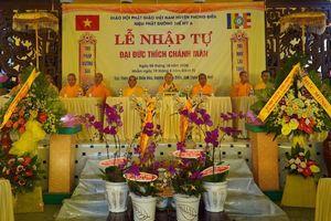TT-Huế : Lễ nhập tự niệm Phật đường Thế Mỹ A